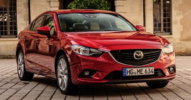 First drive: Mazda6