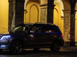 Mercedes GLK250 4Matic