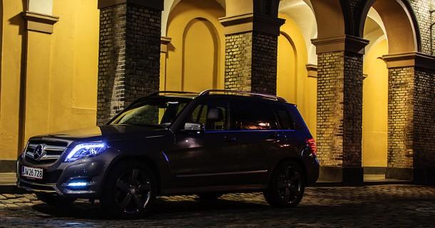Test: Mercedes-Benz GLK250 4Matic