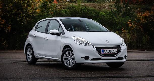 Succes for Peugeots nye 3-cylindrede benziner