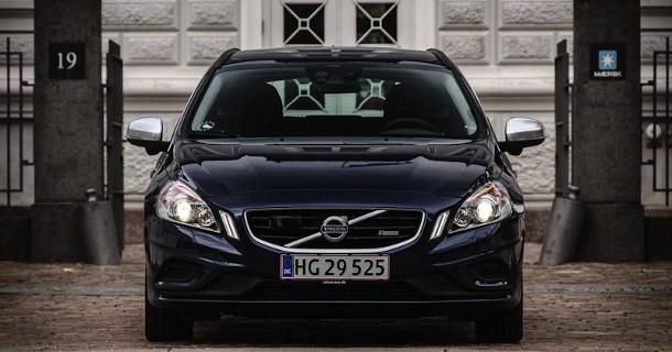 Kviktest: Volvo V60 D2 Powershift R-Design