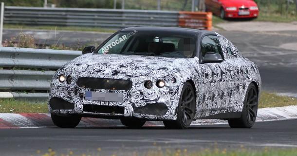 Sådan lyder den nye BMW M3