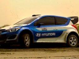 Hyundai i20 WRC billede