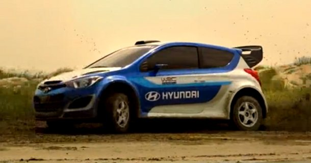 300 hestes Hyundai i20… – Video