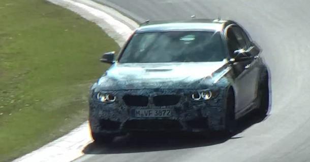 Hør den nye BMW M3 – Video