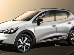 Ny Renault Clio også som SUV?