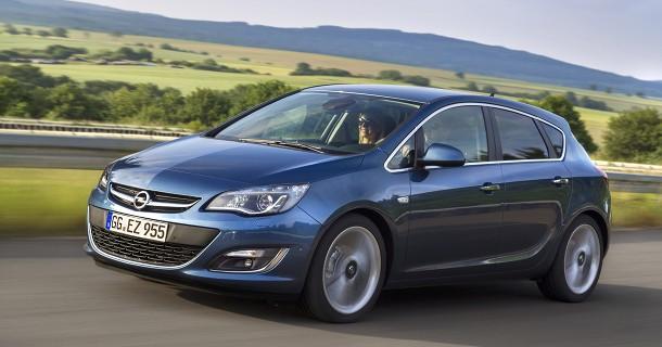 Spar 30.000 kr. på opdateret Opel Astra