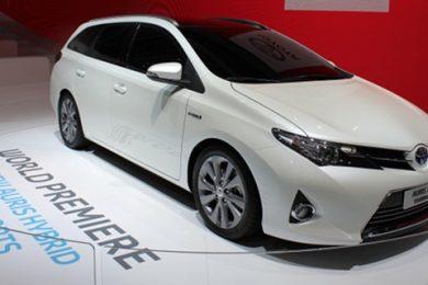 Toyota Auris Touring Sports som hybrid