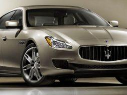 Video af Maserati Quattroporte 2013