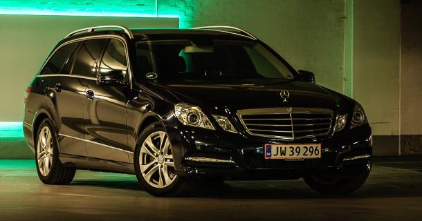 Test: Mercedes-Benz E300T BlueTEC HYBRID