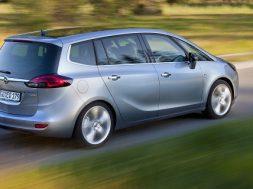 Opel Zafira Tourer vinder Det gyldne Rat