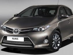 Danmarkspremiere på Toyota Auris