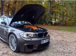BMW 1 M med 591 hestekræfter