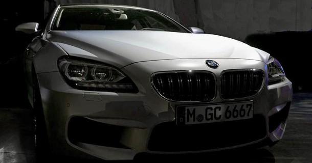 BMW M6 med fire døre