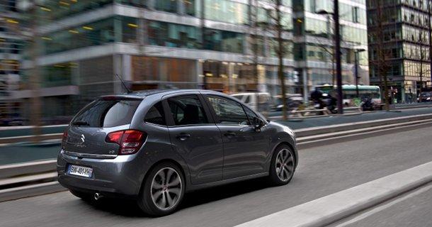 Ny økonomisk benziner til Citroën C3