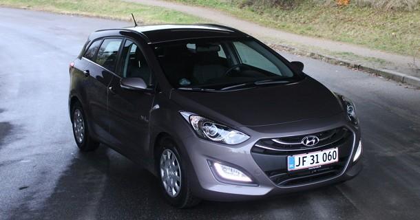 Kviktest: Hyundai i30 Stationcar 1,6 CRDi Style