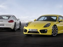 Se den nye Porsche Cayman her