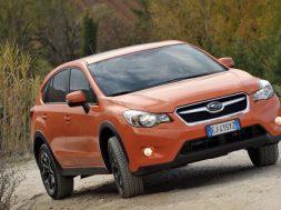 Subaru kåret som årets SUV