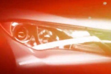 Toyota RAV4 teaser