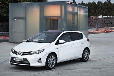 Toyota Auris Åbent hus