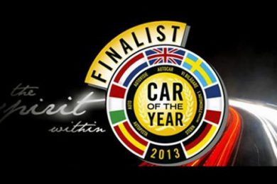 Car of the year 2013 finalister