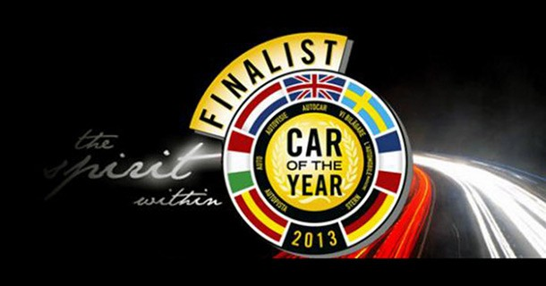 8 finalister til Car of the Year 2013