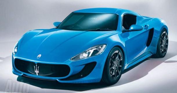 Maserati bekræfter Porsche 911-rival