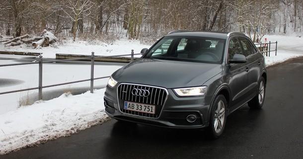 Test: Audi Q3 2.0 TDI Quattro