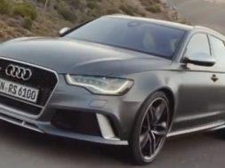 Hør og se den nye Audi RS6