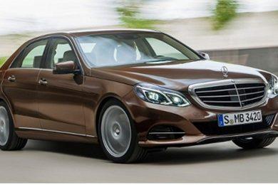 Mercedes E-klasse ni-trins automatgearkasse
