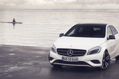 Mercedes A-klasse 200 CDi test af Bilsektionen