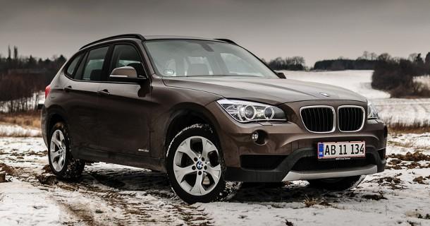 Kviktest: BMW X1 sDrive16d