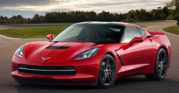Verdenspremiere på ny Chevrolet Corvette Stingray