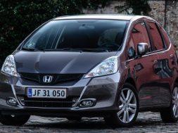 Ny startpris på Honda Jazz
