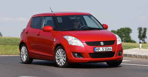 Tre millioner solgte Suzuki Swift