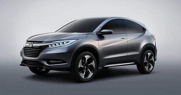 Debut til nyt Honda SUV koncept