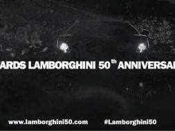 Lamborghini 50 års jubilæum