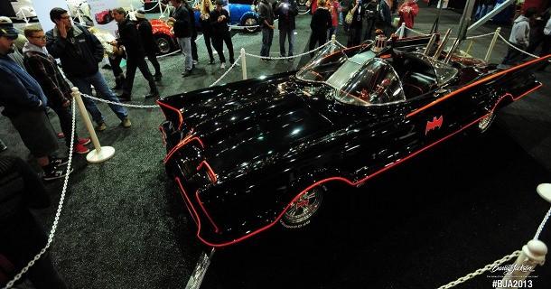 Originale Batmobil solgt for 26 millioner kroner!