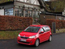 Bilen er ikke et statussymbol i Danmark
