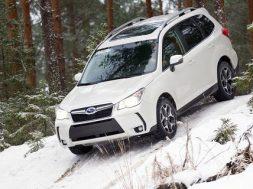 Subaru Forester bliver 14.000 kr. billigere