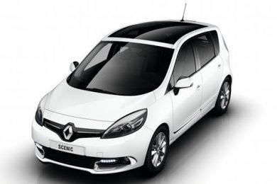 Facelift til Renault Scenic/Grand Scenic