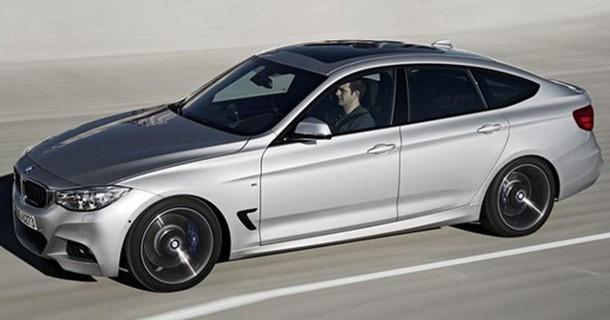Første billeder af BMW 3-serie GT