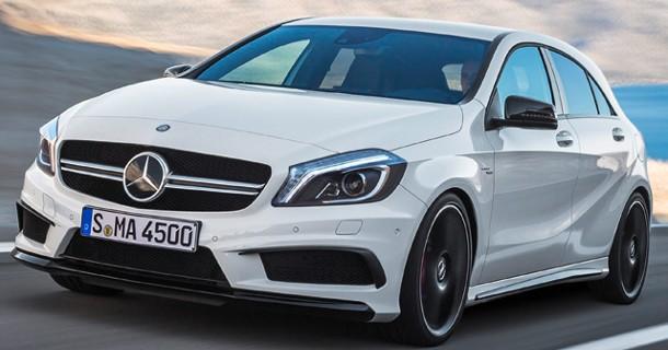Officielt: Mercedes A45 AMG – Video