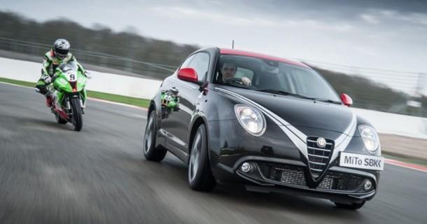 Alfa Romeo afslører Mito QV SBK – Video