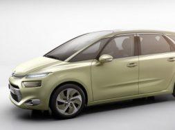 Citroën C4 Picasso facelift