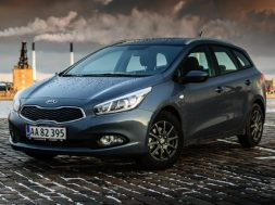 Kia Cee'd SW 1.4 Active Plus