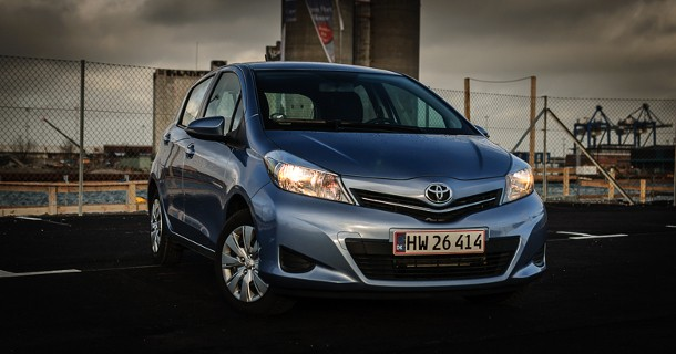 Test: Toyota Yaris 1.0 T2 Toyota Touch