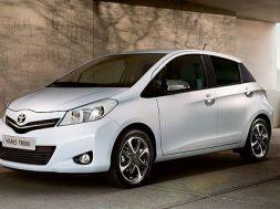 Toyota Yaris Trend billede