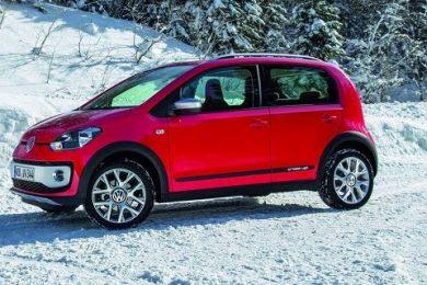 VW Cross up! billede