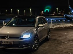 Volkswagen Golf vinder car of the year 2013